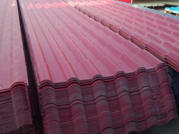 合成树脂瓦琉璃瓦型